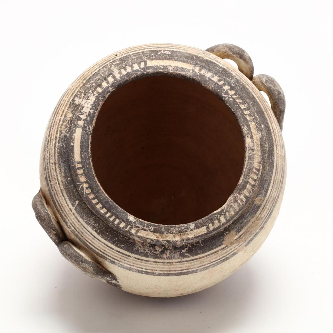Rare Cypro-Archaic Bichrome Ware Stamnos - 2