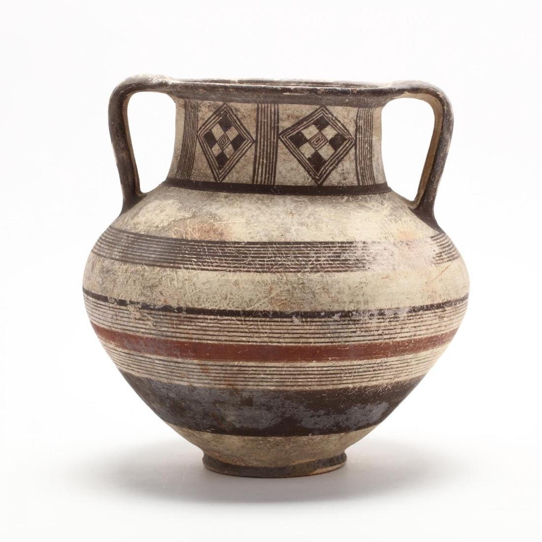 Cypro-Archaic Footed Amphora - 6