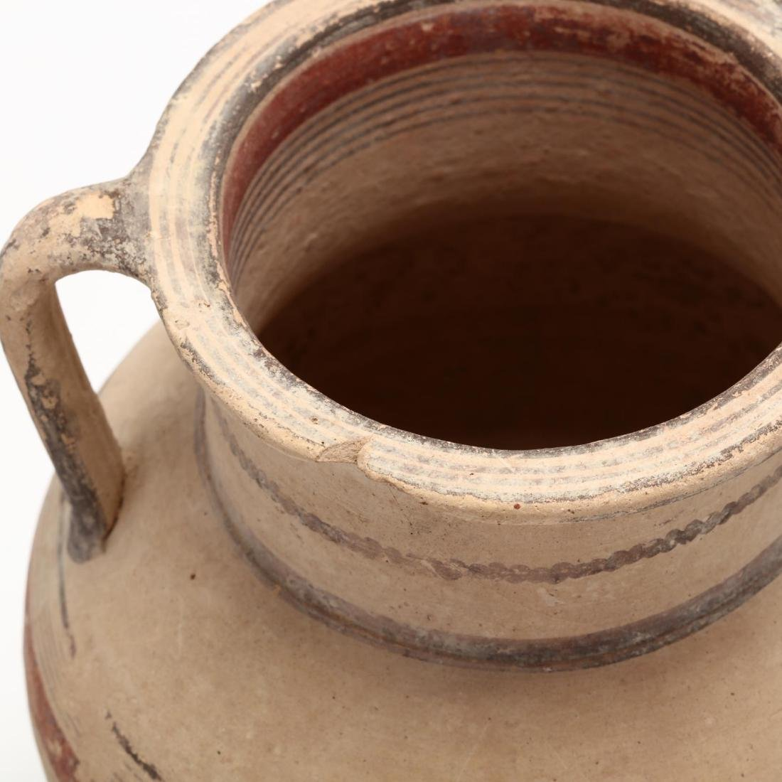 Cypro-Geometric Footed Amphora - 6