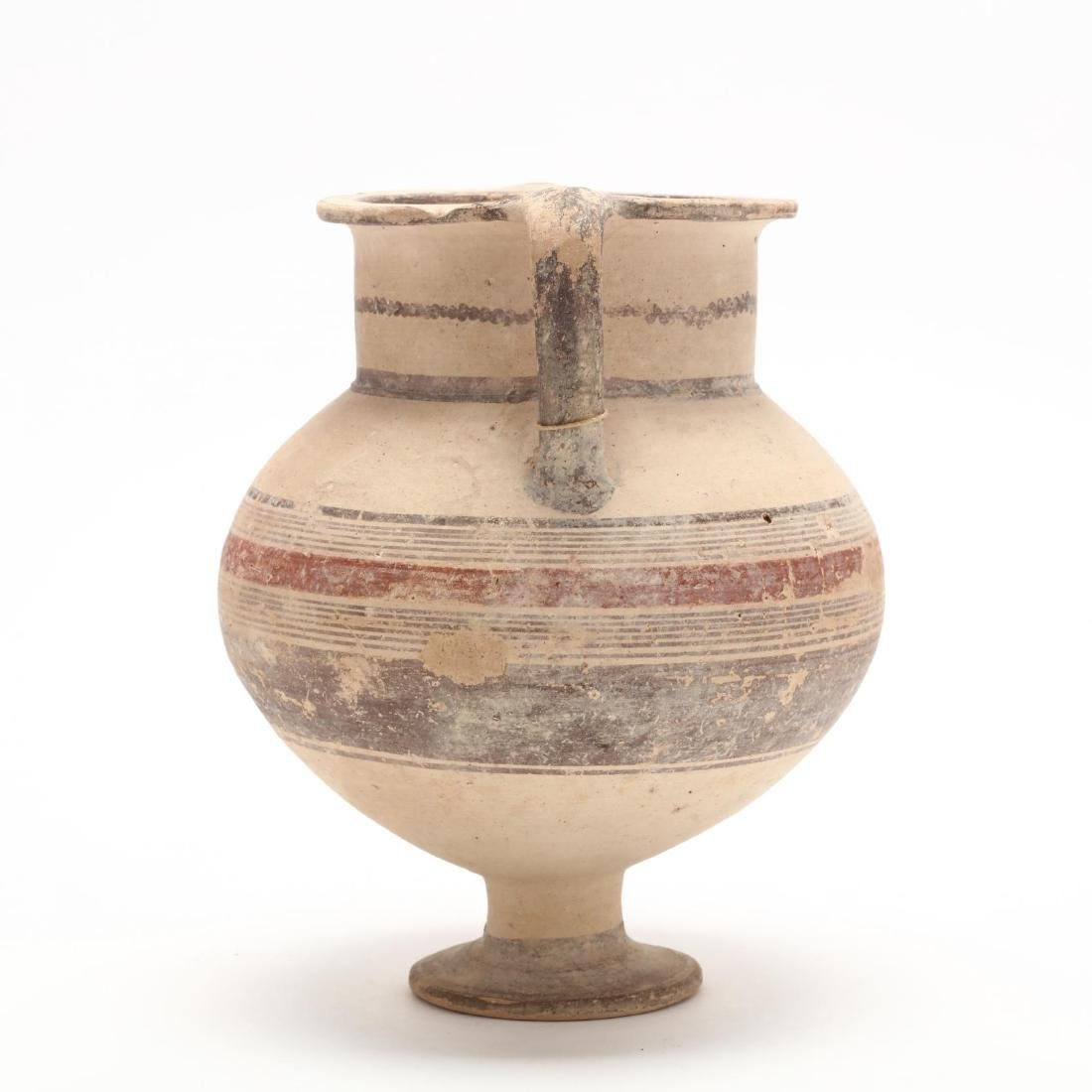 Cypro-Geometric Footed Amphora - 7