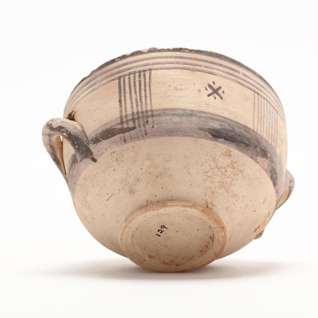Cypro-Geometric Bowl - 6