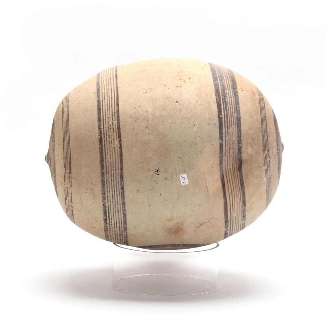 Large Cypro-Archaic Knob-End Jug - 6