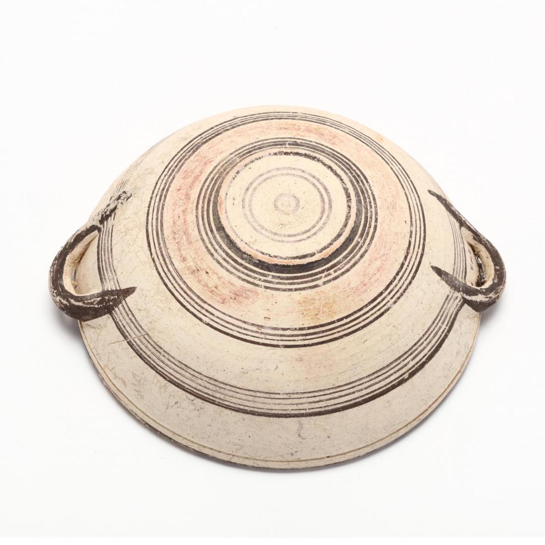 Cypro-Geometric Bichrome Bowl - 4