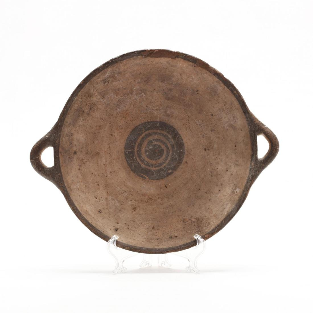 Cypro-Geometric Bichrome Ware Dish