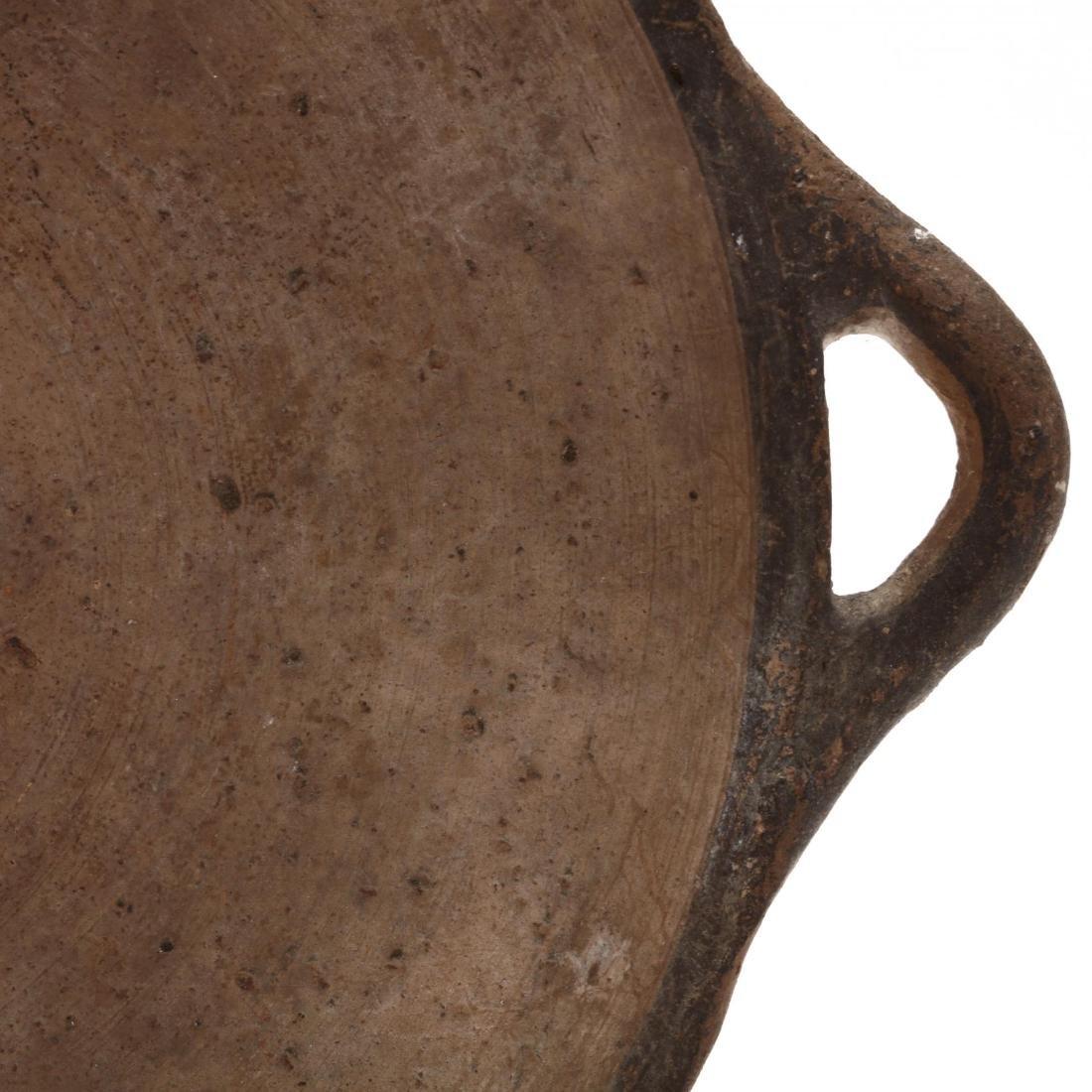 Cypro-Geometric Bichrome Ware Dish - 3