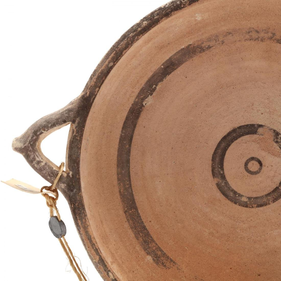 Cypro-Geometric Bichrome Ware Dish - 2