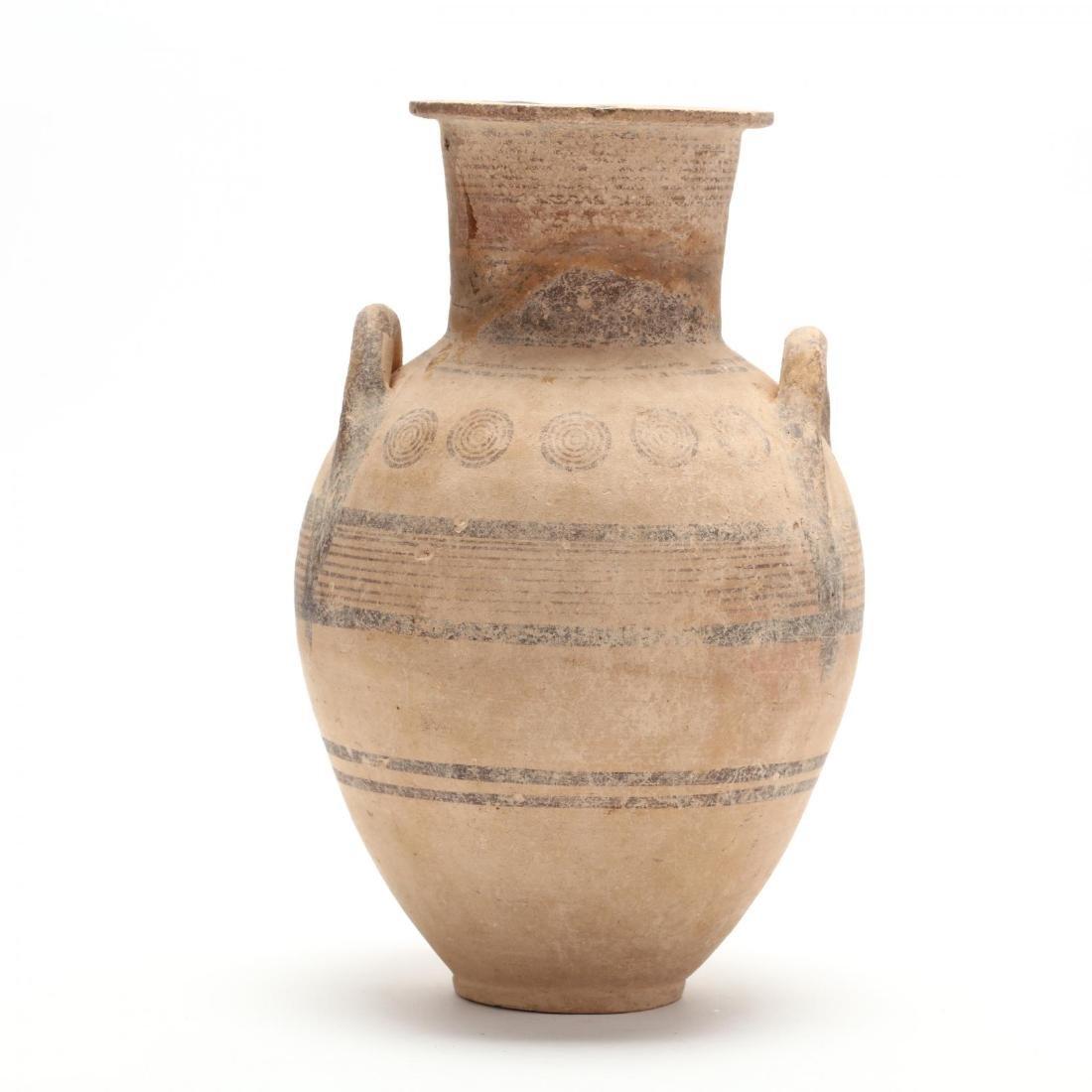 Cypro-Geometric Footed Amphora - 6
