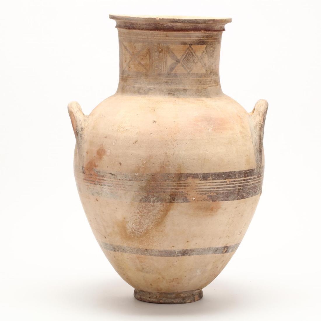 Cypro-Archaic Bichrome Amphora - 5