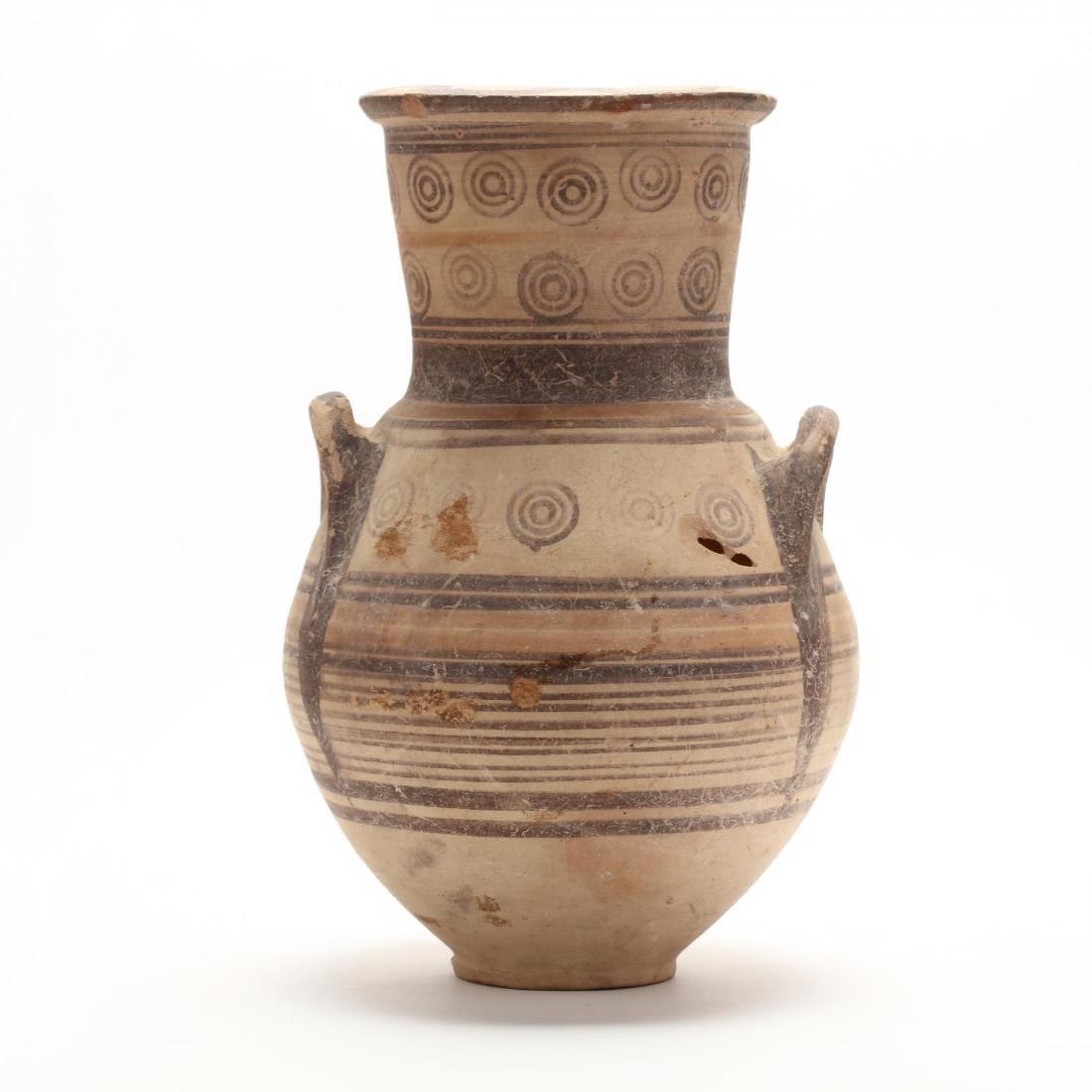 Cypro-Archaic Bichrome Amphora - 4
