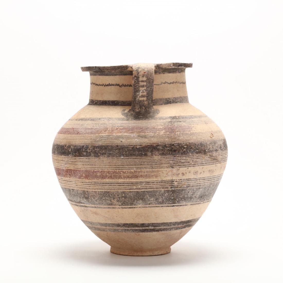 Cypro-Archaic Bichrome Amphora - 3