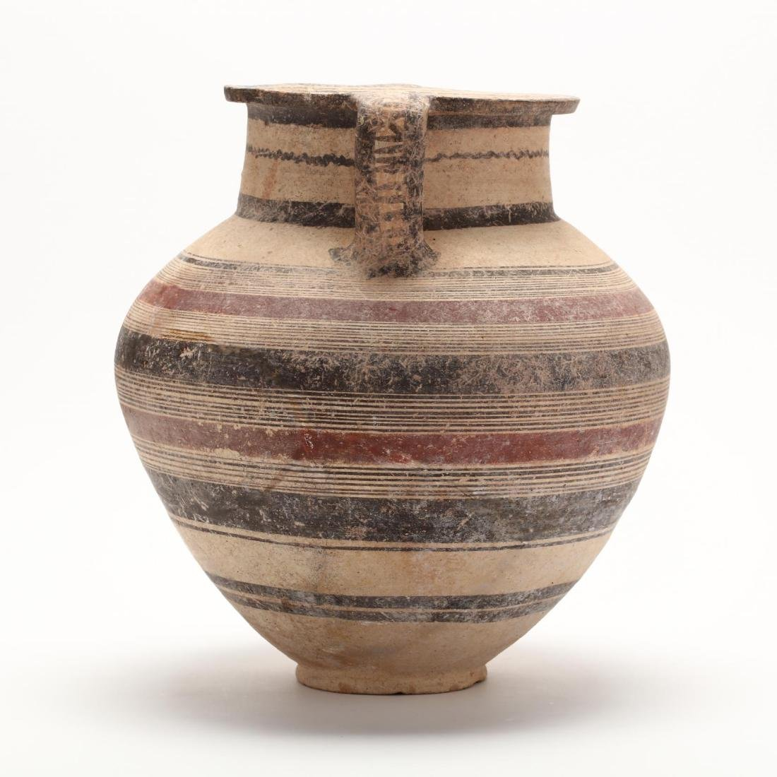 Cypro-Archaic Bichrome Amphora - 6