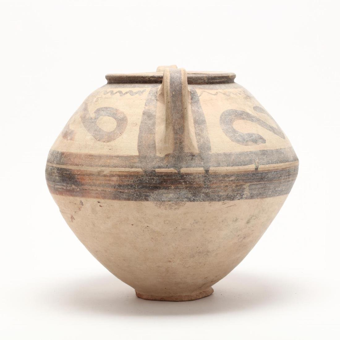 Cypro-Archaic Bichrome Large Jar - 3