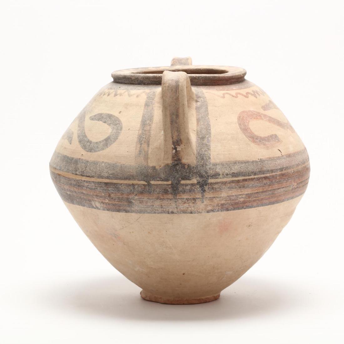 Cypro-Archaic Bichrome Large Jar - 5