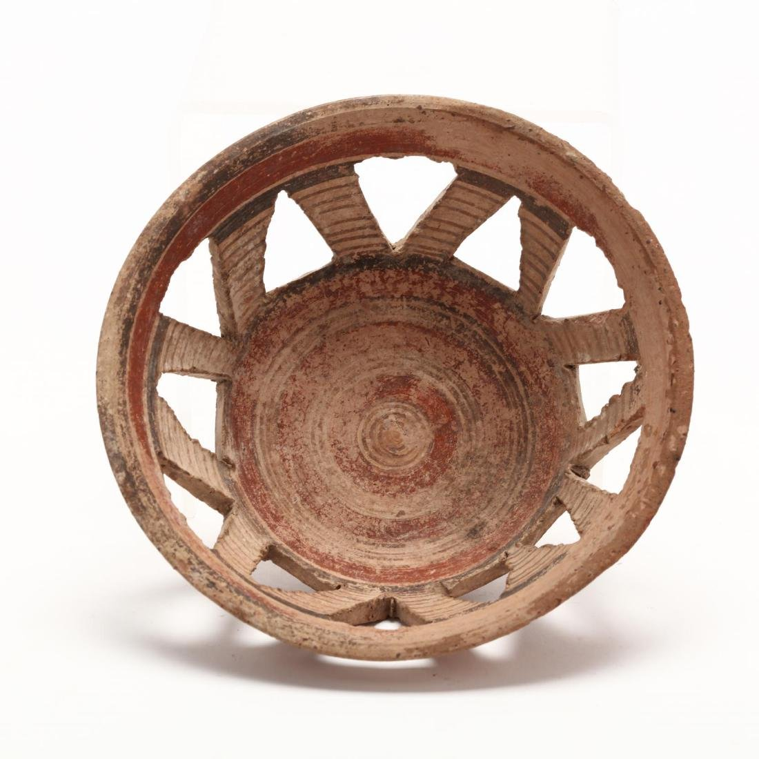 Cypro-Archaic Fenestrated Bowl - 2