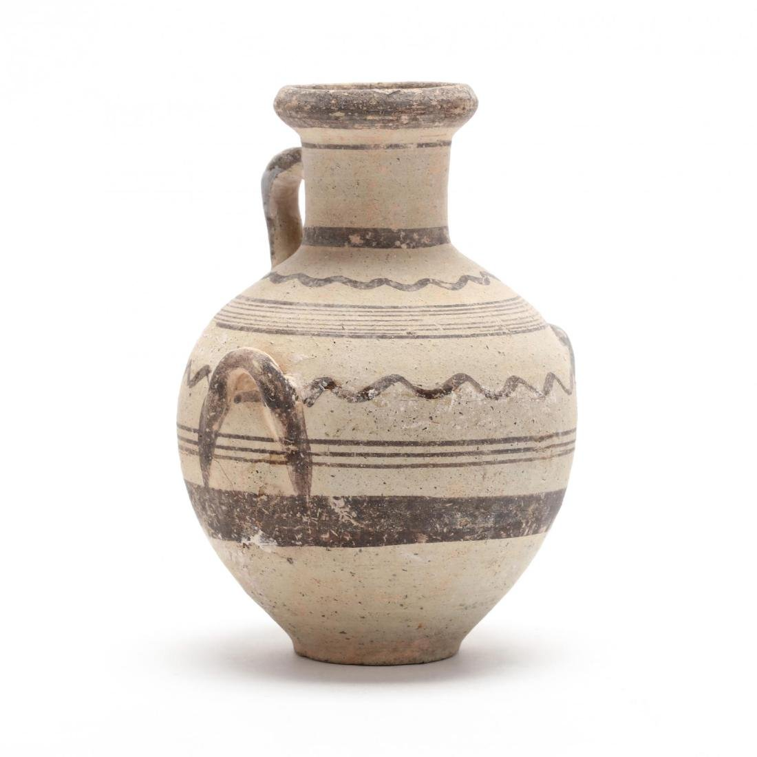 Cypro-Archaic White Ware Hydria