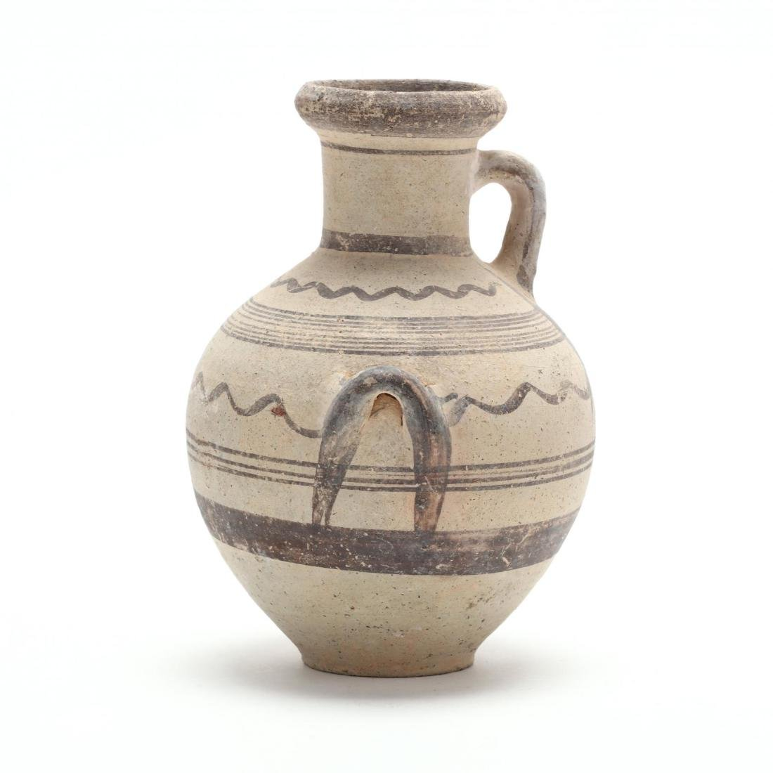 Cypro-Archaic White Ware Hydria - 3