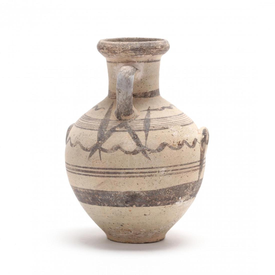 Cypro-Archaic White Ware Hydria - 4