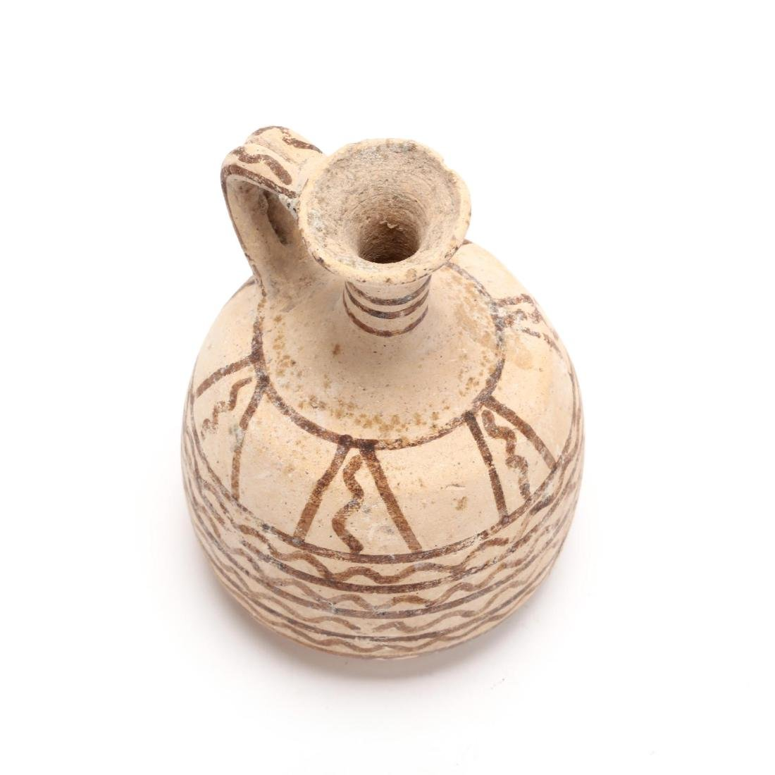 Cypriot Iron Age Bottle - 2