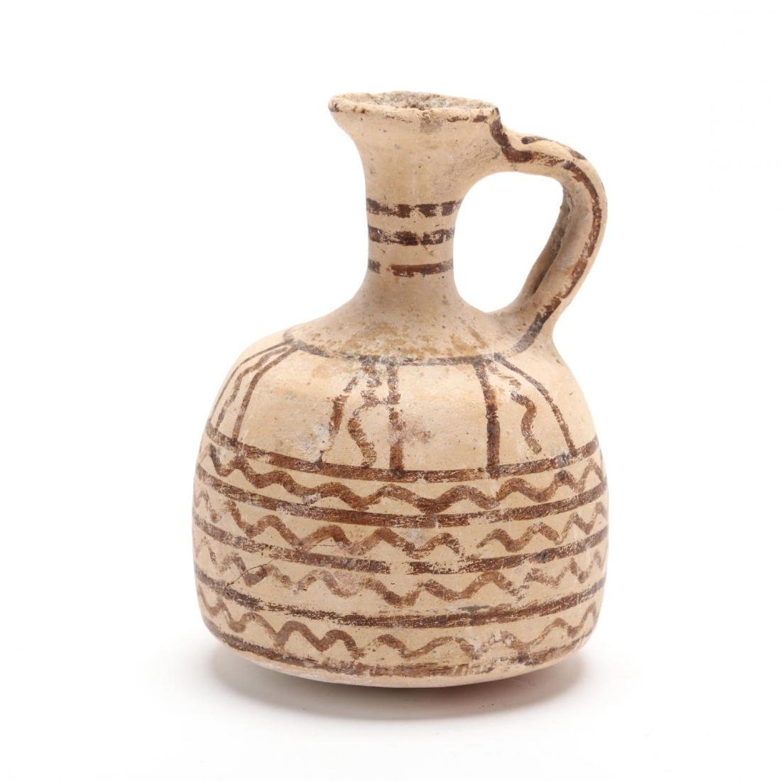 Cypriot Iron Age Bottle - 3