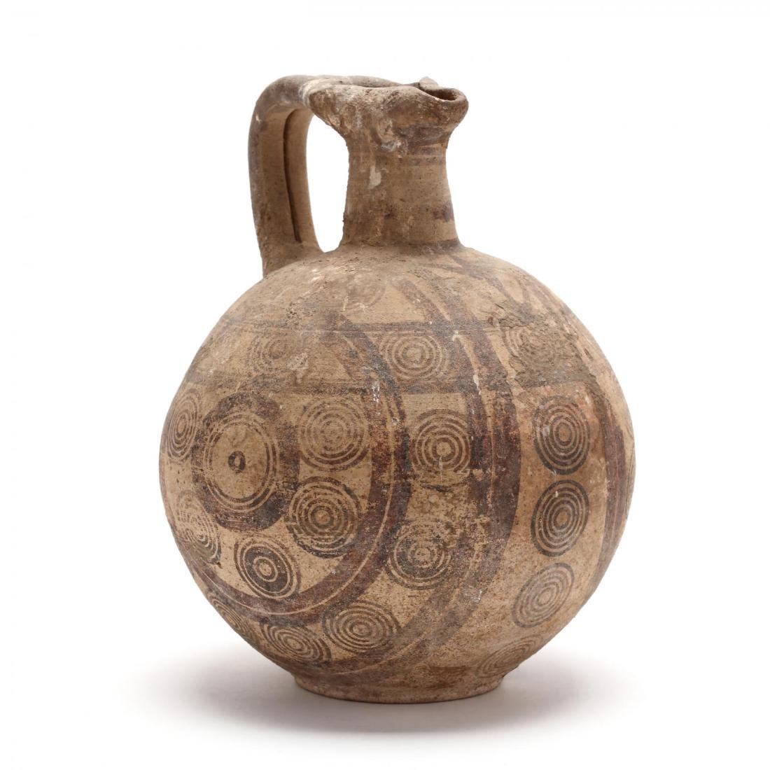 Cypro-Archaic Bichrome Jug