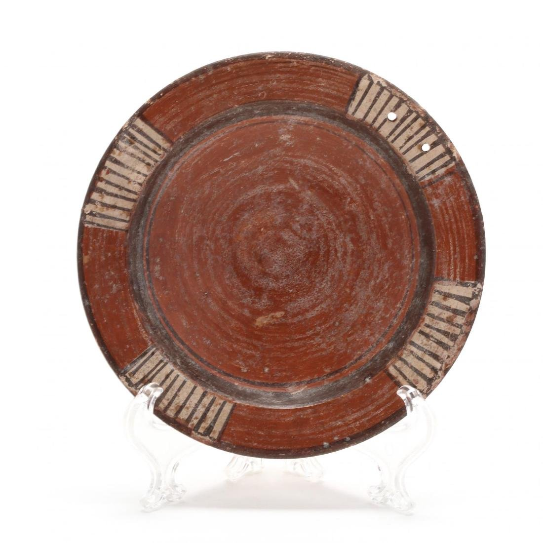 Cypro-Archaic Bichrome Bowl