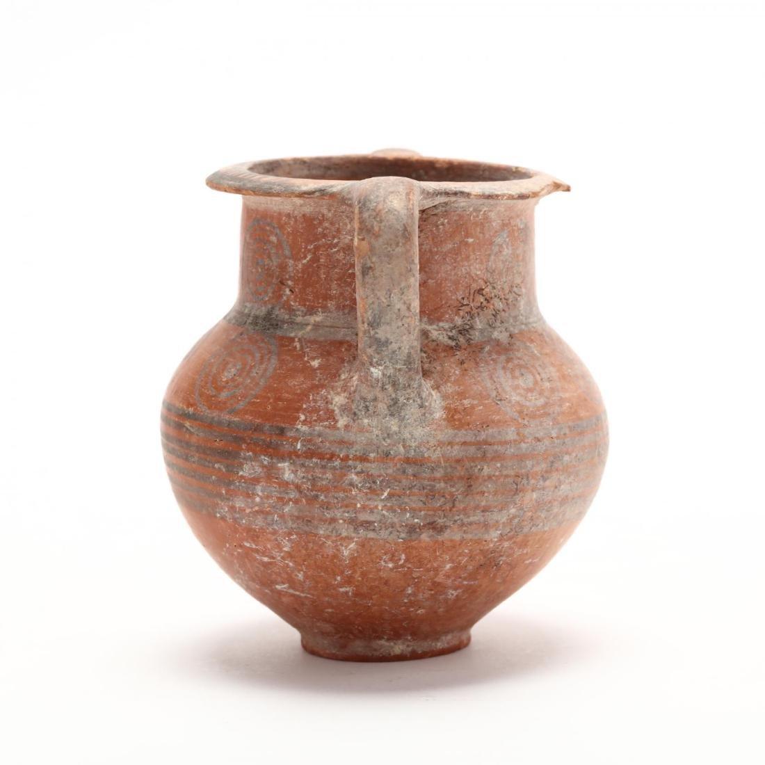 Cypro-Archaic Footed Amphoriskos - 3