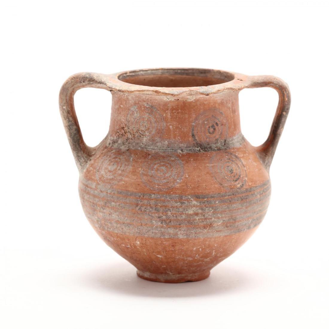Cypro-Archaic Footed Amphoriskos - 4