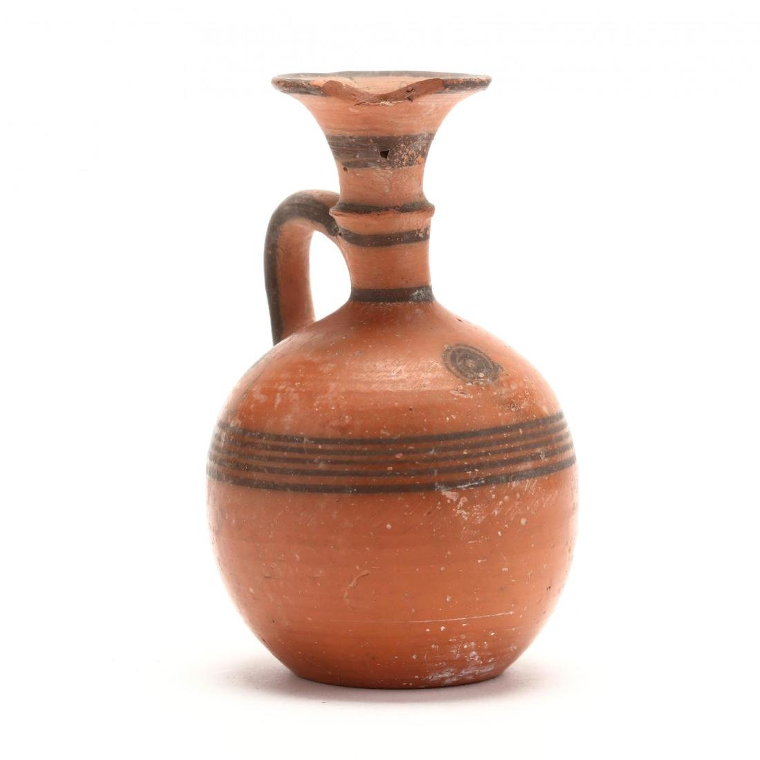 Cypro-Archaic Red Ware Juglet