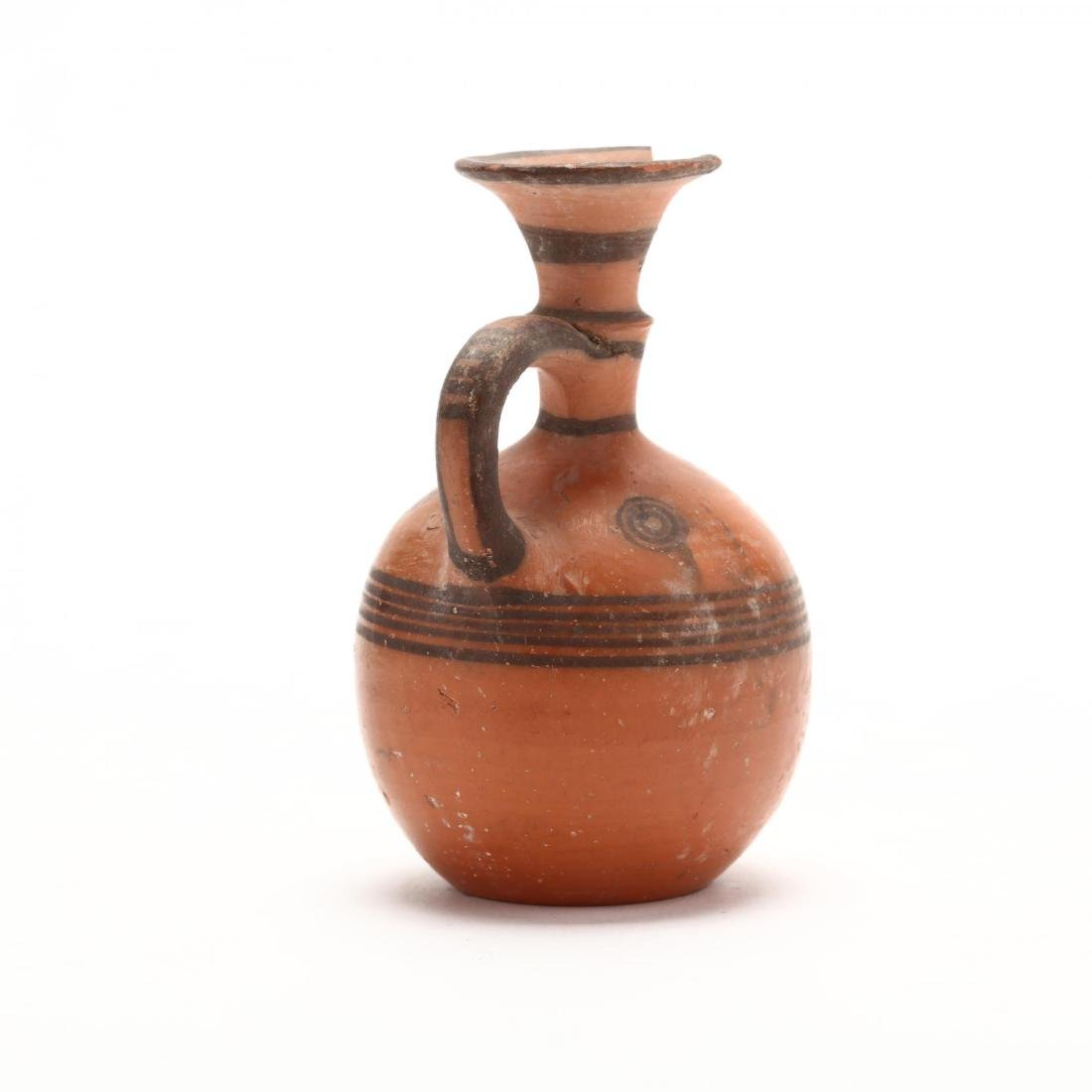 Cypro-Archaic Red Ware Juglet - 4