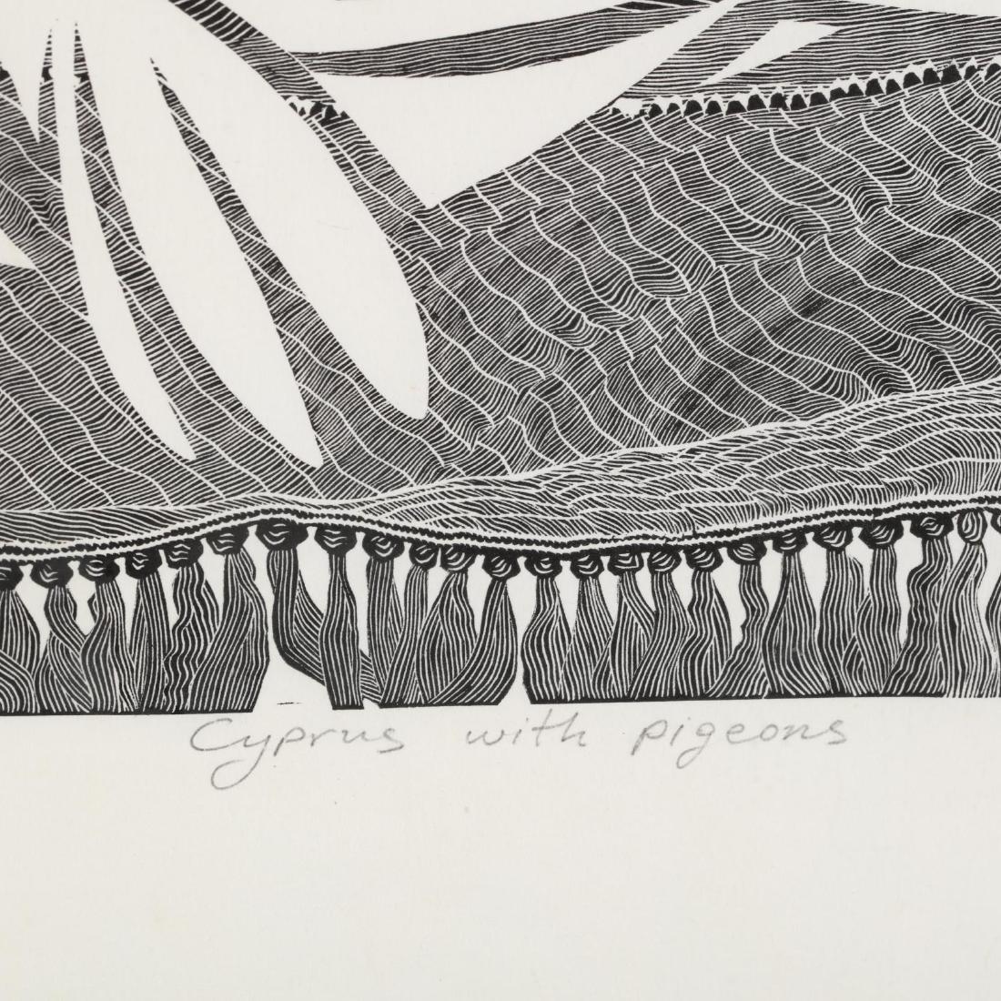 Hambis Tsangaris (Cypriot, b. 1947), Two Visions of - 4
