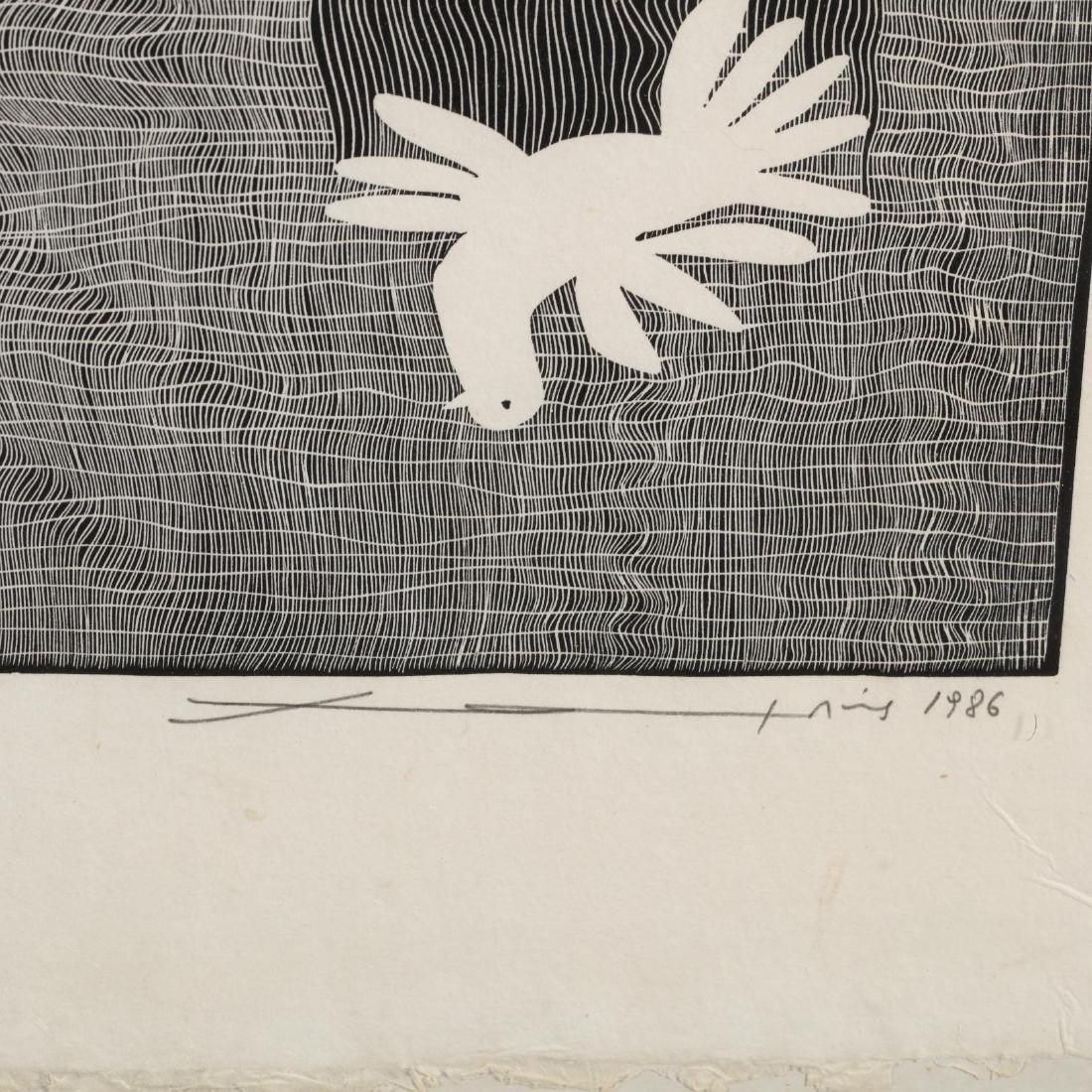 Hambis Tsangaris (Cypriot, b. 1947), Two Visions of - 6