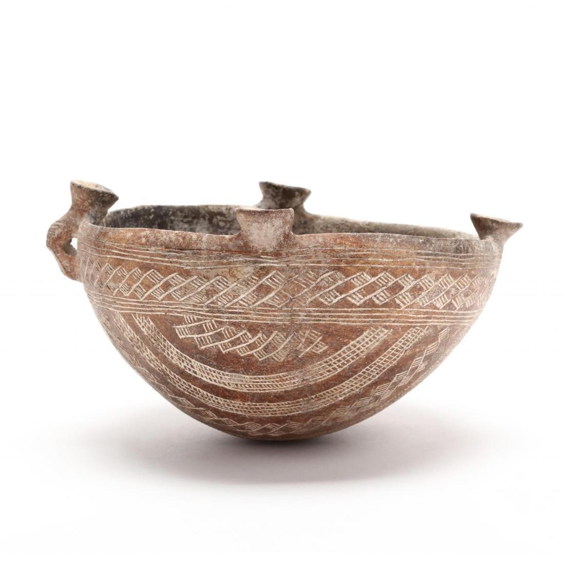 Cypriot Early Bronze Age Polished Bowl