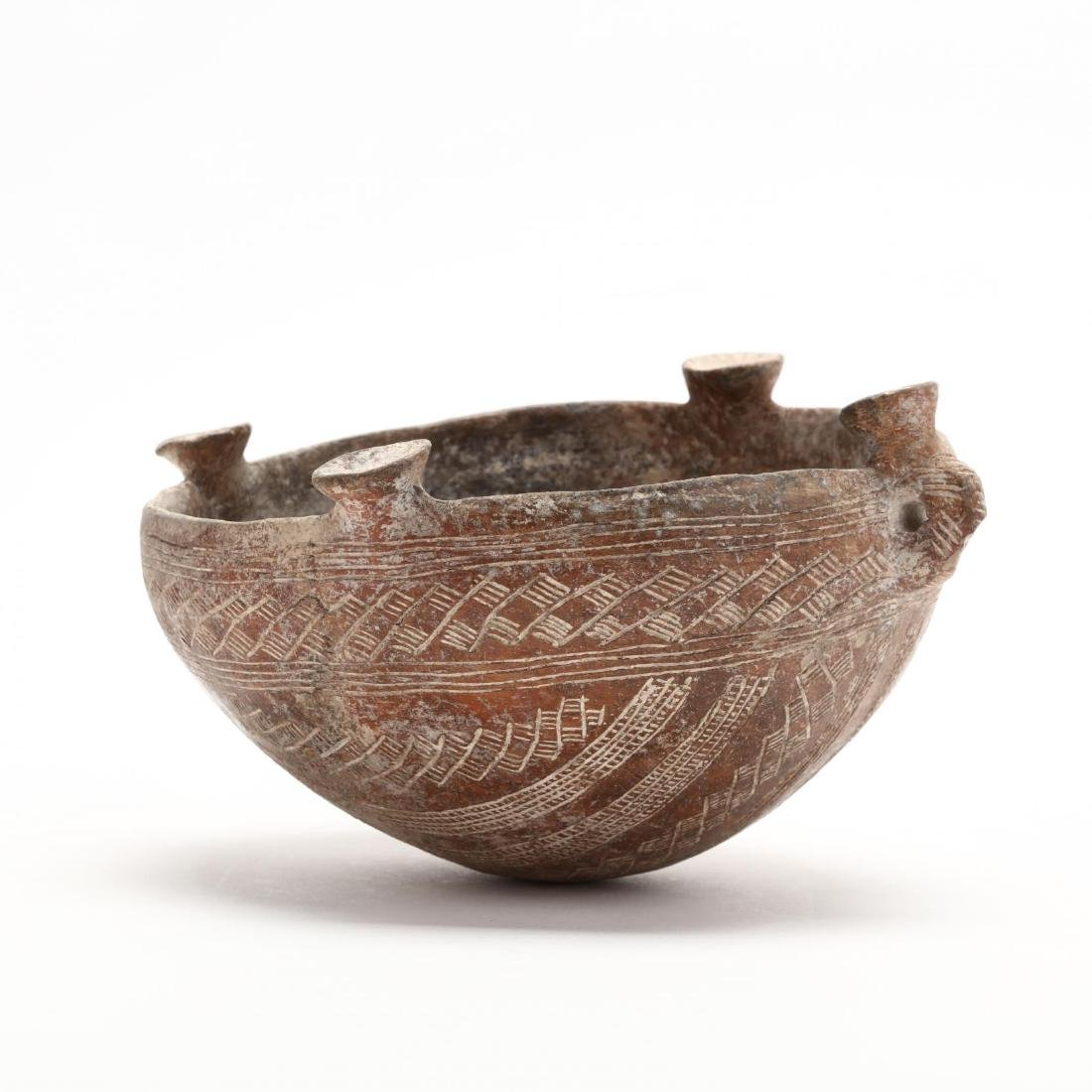 Cypriot Early Bronze Age Polished Bowl - 4