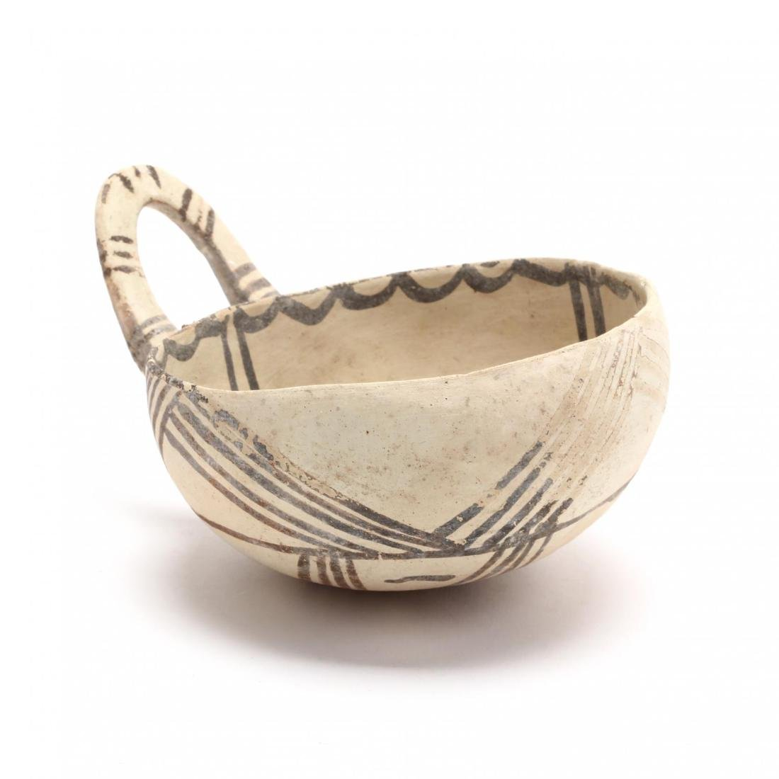 Cypriot Middle Bronze Age White Painted Ware Bowl or