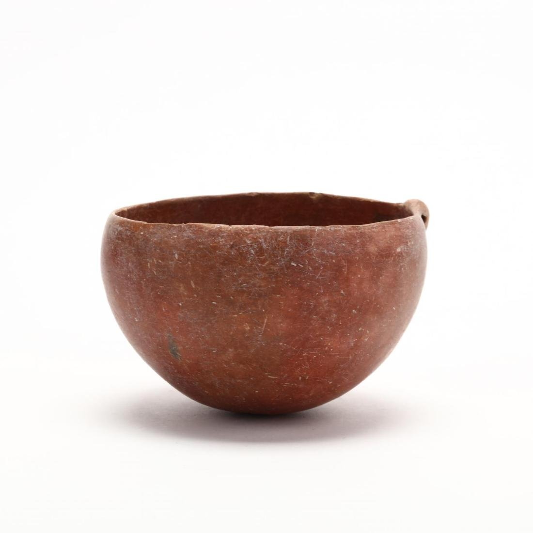 Cypriot Early Bronze Age Polished Red Ware Bowl - 3