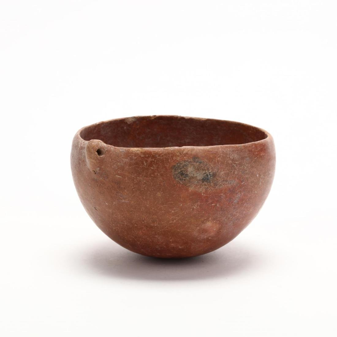 Cypriot Early Bronze Age Polished Red Ware Bowl - 5