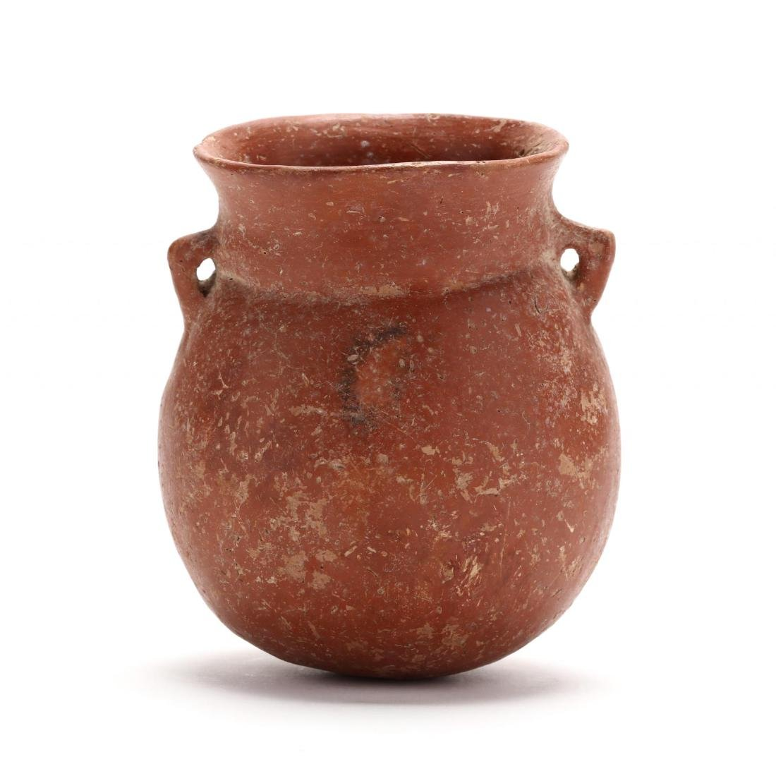 Cypriot Middle Bronze Age Polished Red Ware Jar