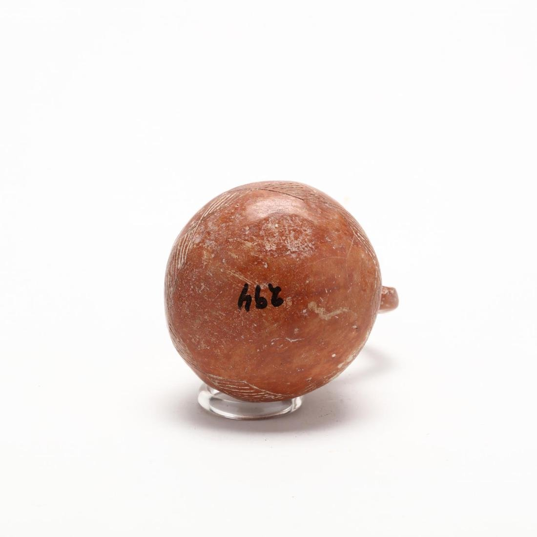Cypriot Early Bronze Age Polished Red Ware Juglet - 5