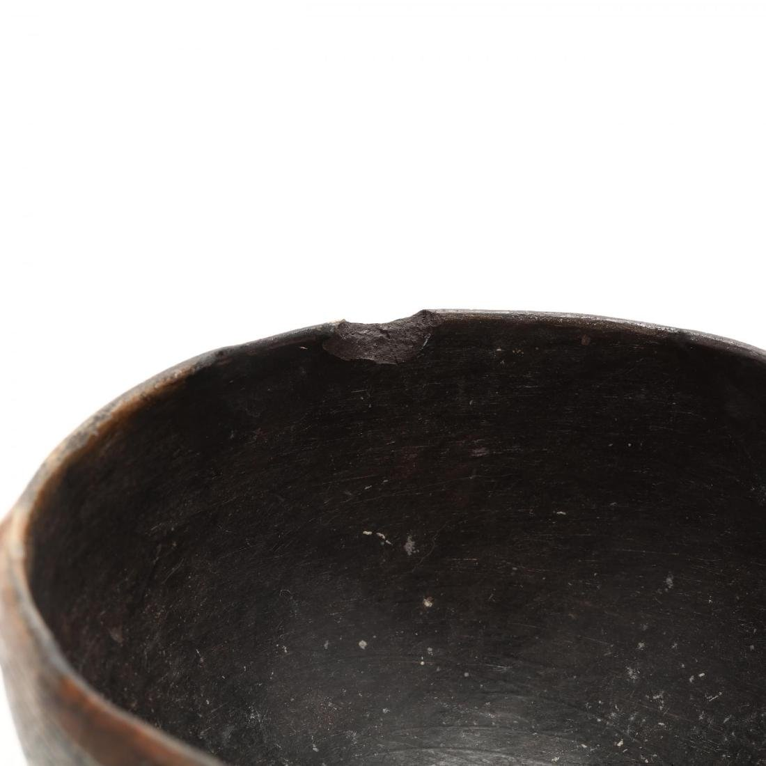 Cypriot Early Bronze Age Polished Black Ware Bowl - 2