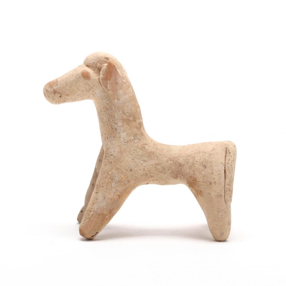 Cypro-Geometric White Ware Horse - 2