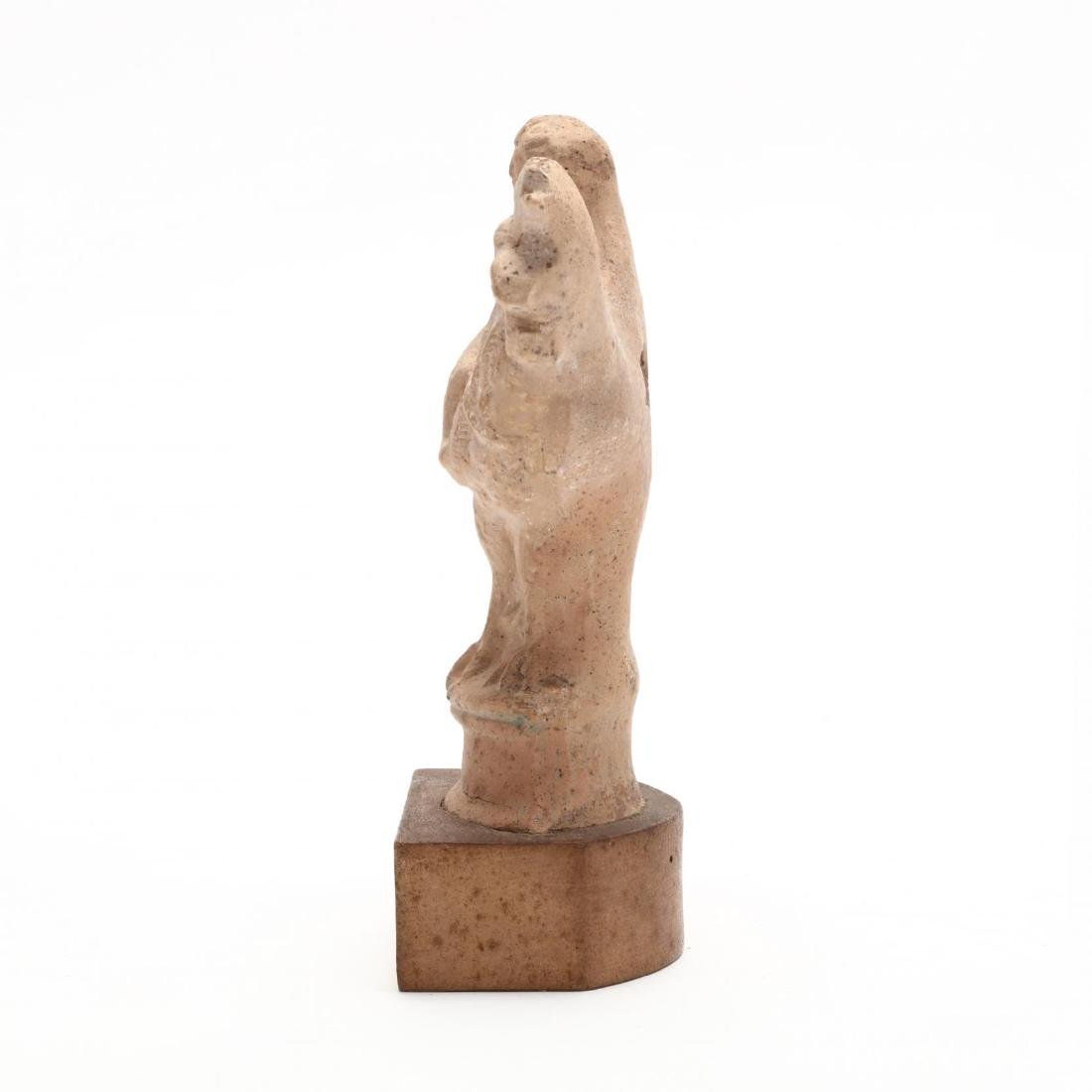 Cypriot Molded Hellenistic Terracotta Sculpture - 2
