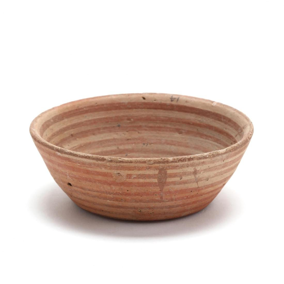 Cypro-Geometric Red Ware Bowl