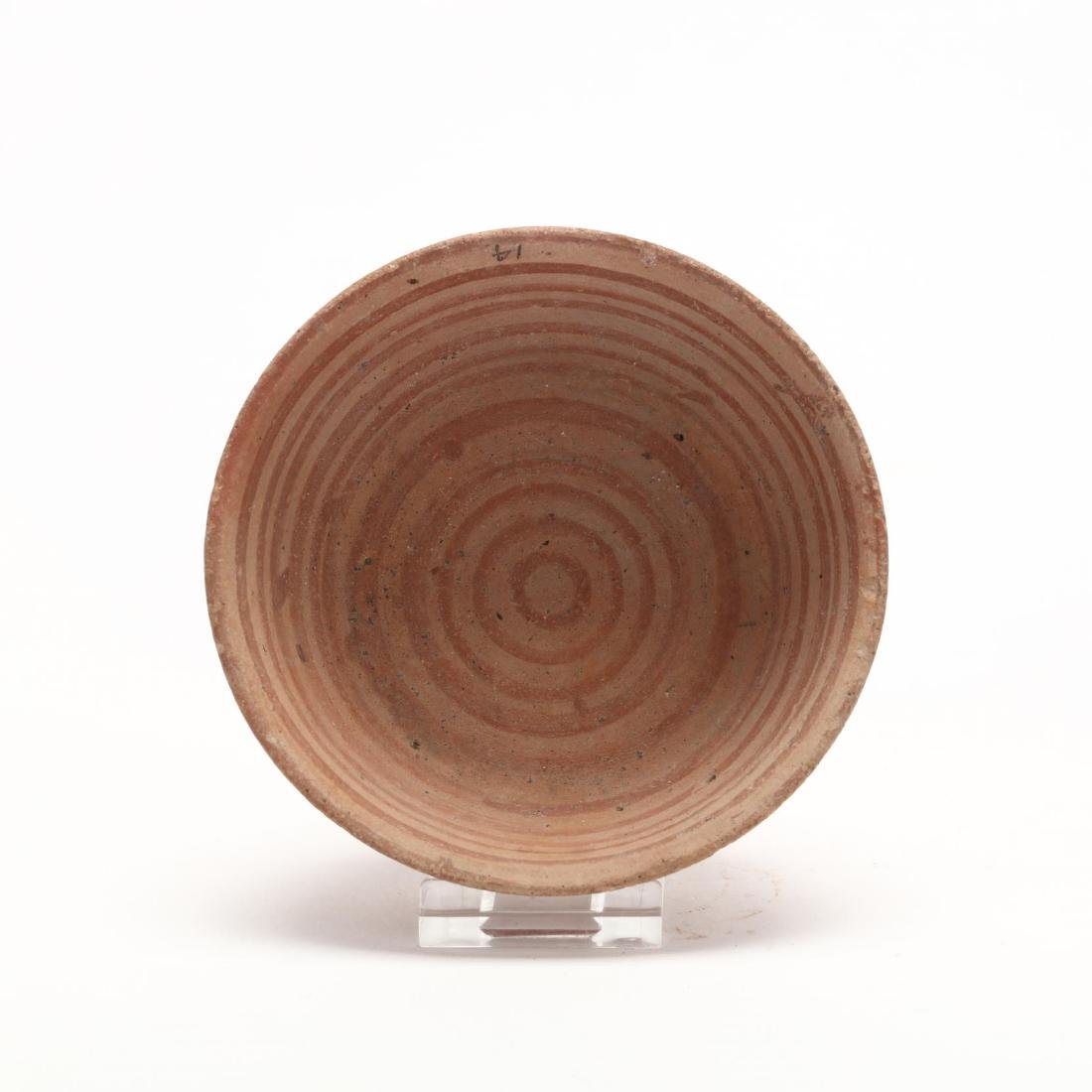 Cypro-Geometric Red Ware Bowl - 2