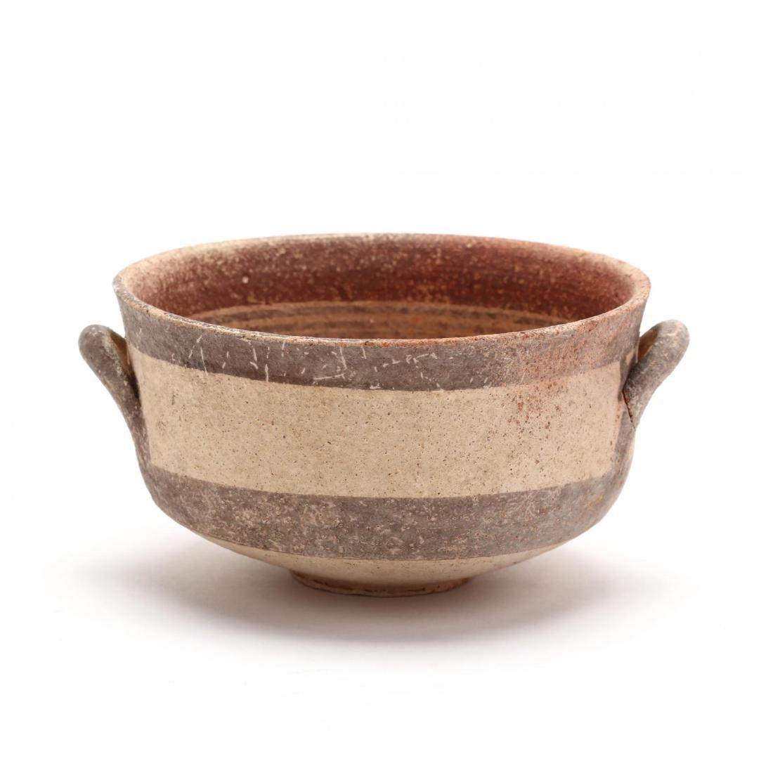 Cypro-Geometric Bowl