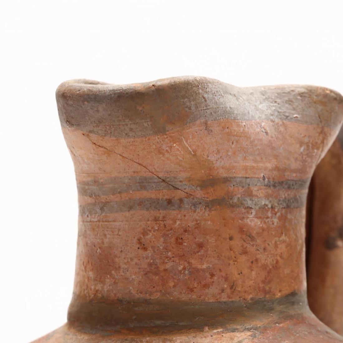 Cypro-Archaic Bichrome Jug - 3