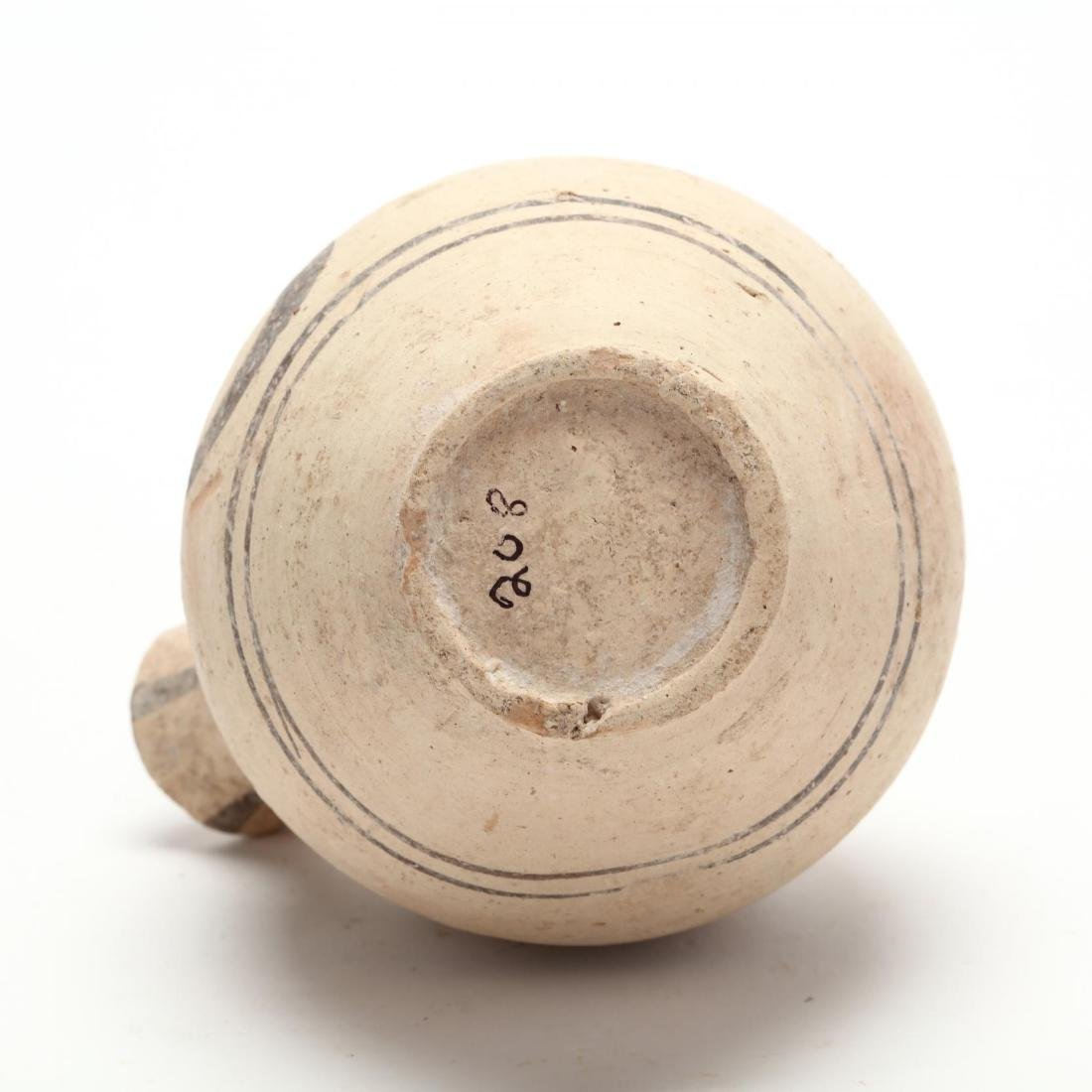 Cypro-Geometric Strainer Jar - 5