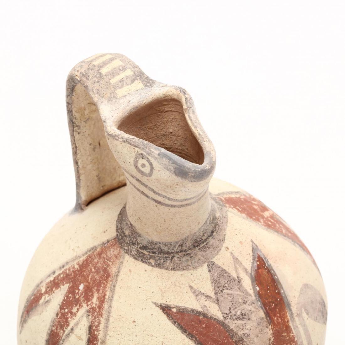 Cypro-Archaic Bichrome Pitcher - 2
