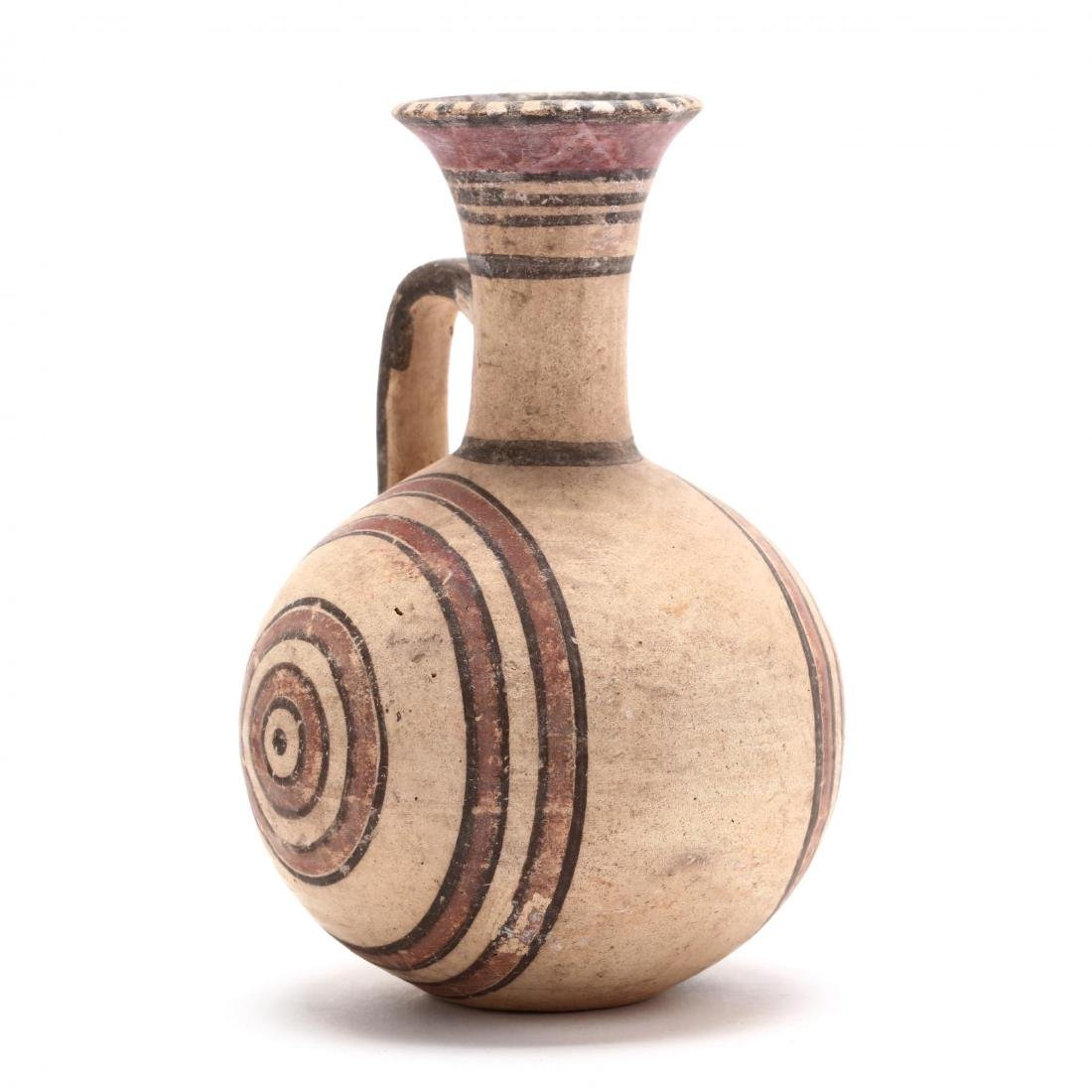 Cypro-Archaic Barrel Flask