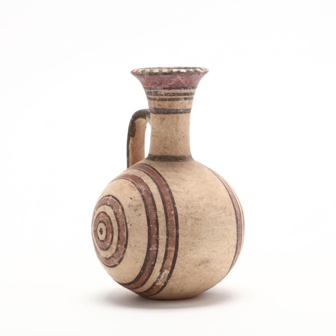 Cypro-Archaic Barrel Flask - 2