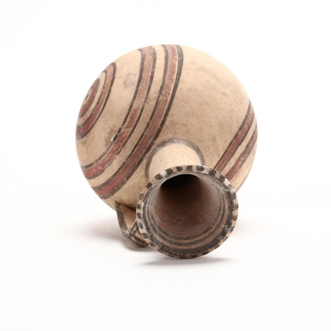 Cypro-Archaic Barrel Flask - 3
